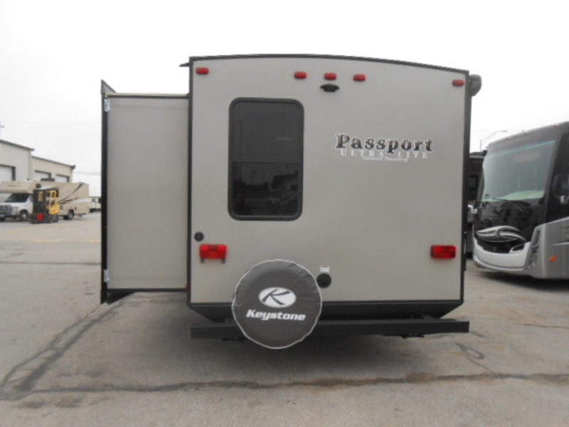 2017 Keystone Rv Company PASSPORT 3220BH