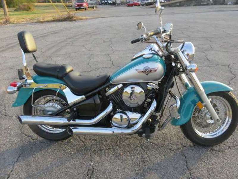 1996 kawasaki vulcan 800 classic motorcycles for sale. Black Bedroom Furniture Sets. Home Design Ideas