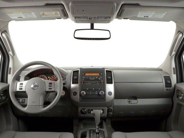 2010 Nissan Frontier Pickup Truck, 4
