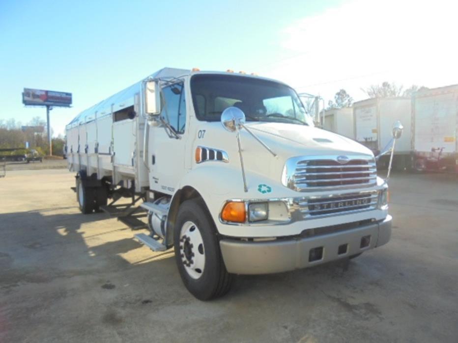 2007 Sterling Acterra Garbage Truck, 2