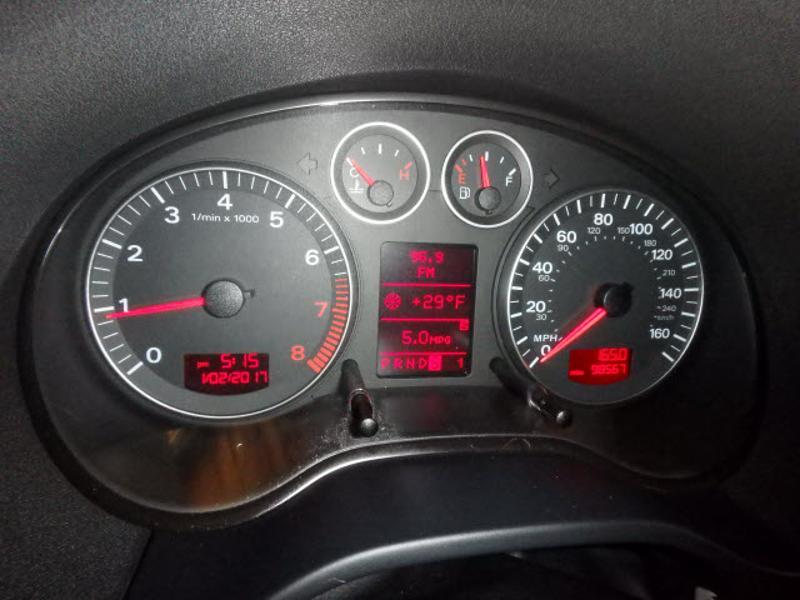 2007 Audi A3 2.0T