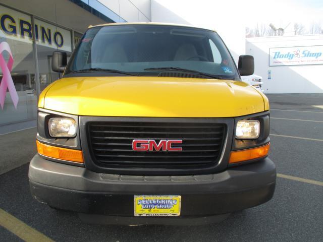2011 Gmc Savana Cargo Van Cargo Van, 6