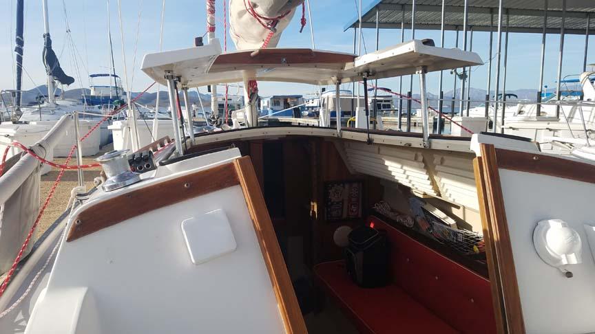 1985 Catalina 25, 2