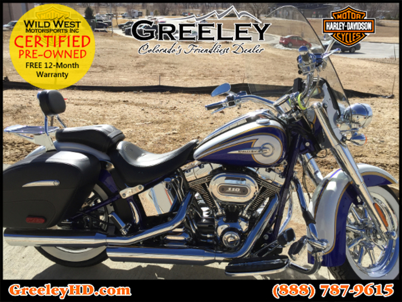 Harley Davidson Dealer Greeley Colorado