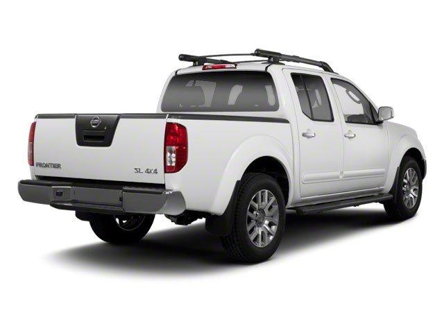 2010 Nissan Frontier Pickup Truck, 2