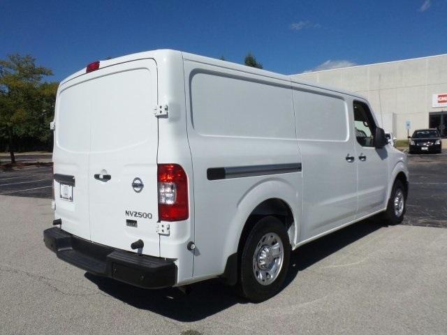 2016 Nissan Nv2500 Hd Cargo Van, 7