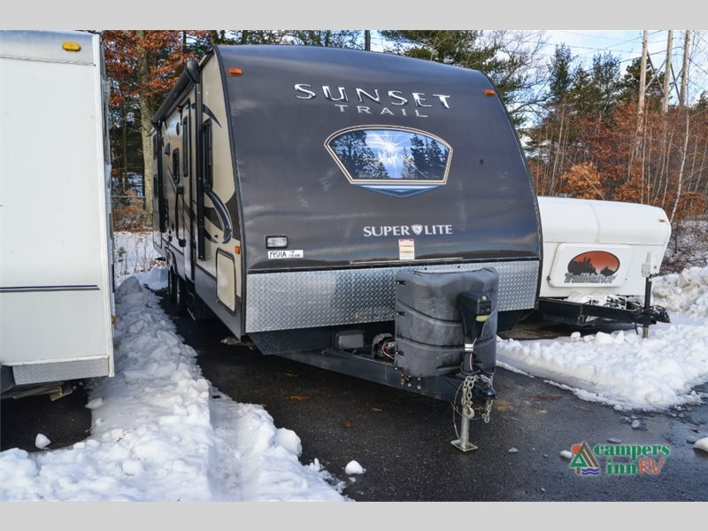 2014 Crossroads Rv Sunset Trail Super Lite ST270BH