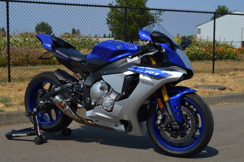 Yamaha yzf r1 motorcycles for sale in oregon for Cottage grove yamaha
