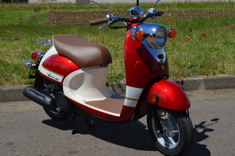 Yamaha vino classic motorcycles for sale in oregon for Yamaha dealers in oregon