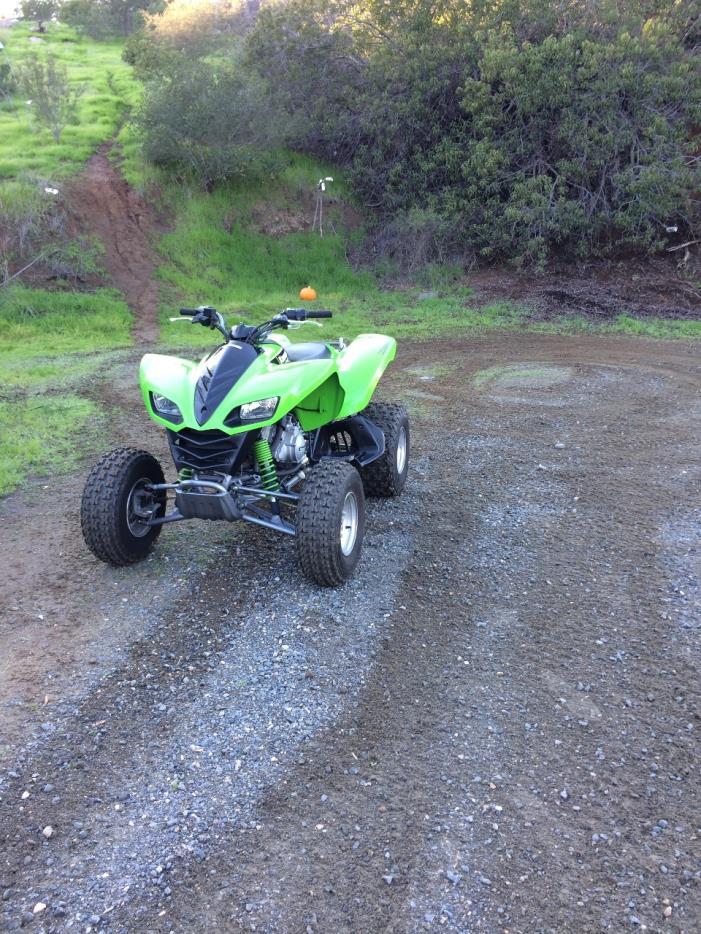 Kawasaki Kfx 700 Motorcycles for sale