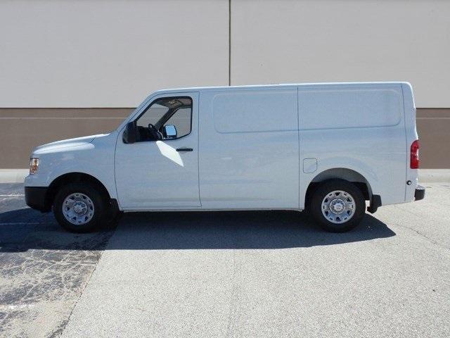 2016 Nissan Nv2500 Hd Cargo Van, 4