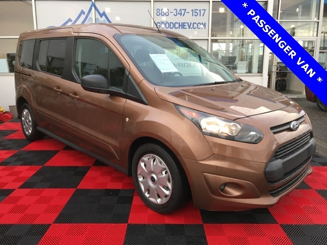 2014 Ford Transit Connect  Passenger Van