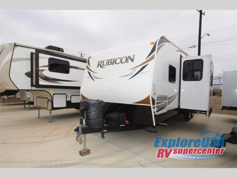 2013 Dutchmen Rv Rubicon 2900
