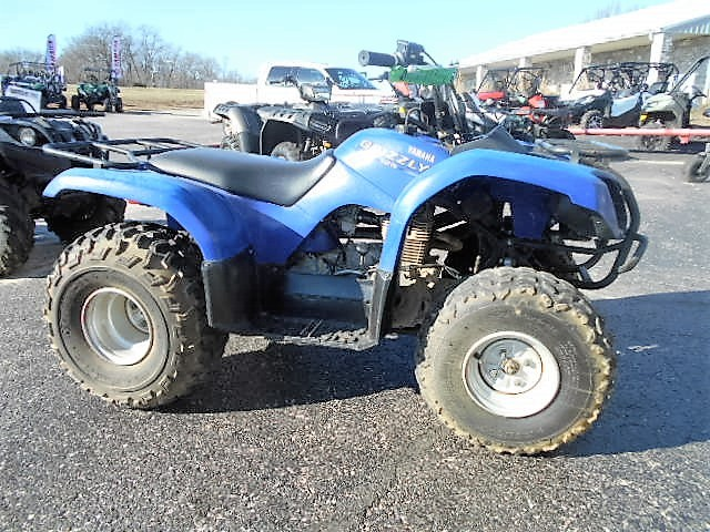 Yamaha grizzly 125 motorcycles for sale for Yamaha atv 125