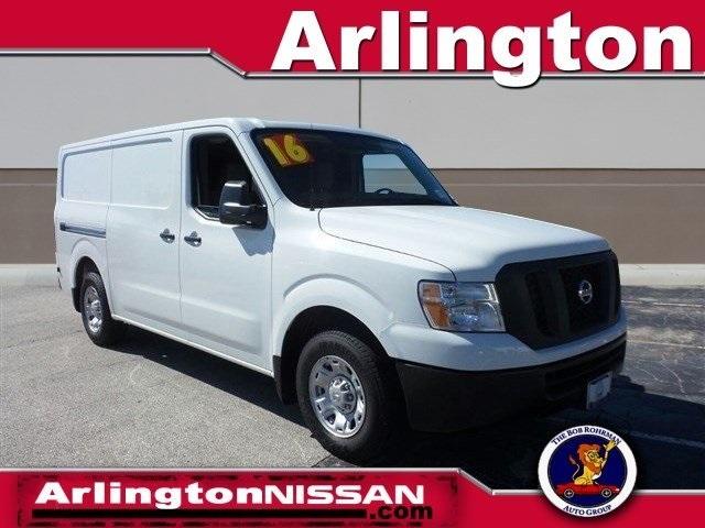 2016 Nissan Nv2500 Hd  Cargo Van