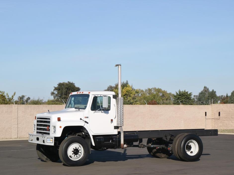 1988 International 1854  Cab Chassis