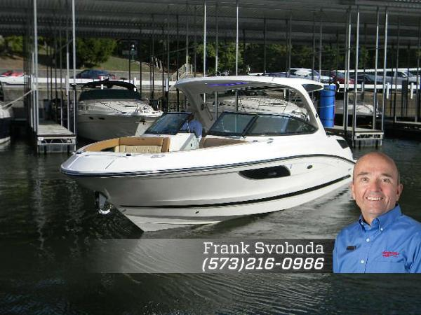 2014 Sea Ray 350 SELECT