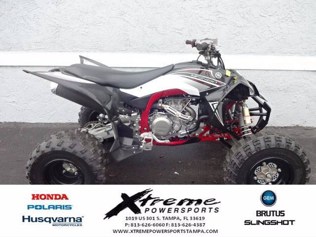 2015 Yamaha YFZ450R Special Edition