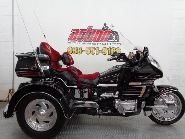honda goldwing trike motorcycles for sale. Black Bedroom Furniture Sets. Home Design Ideas