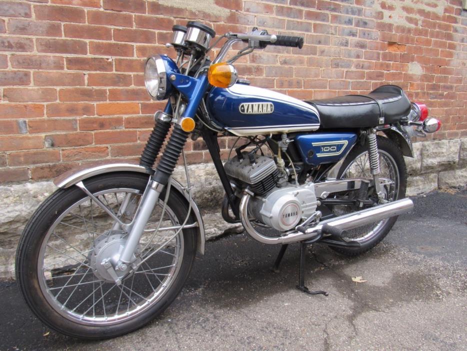 1972 Yamaha LS2