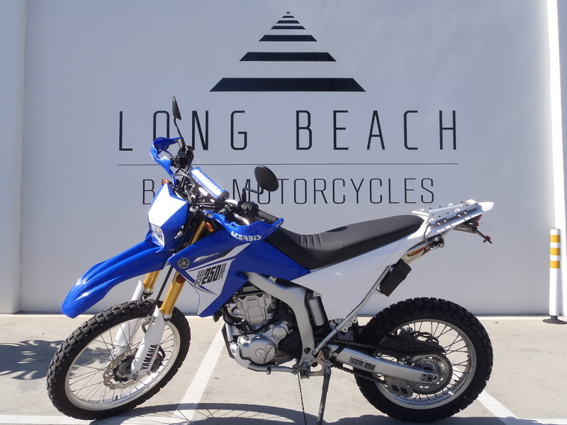 Yamaha wr250r motorcycles for sale in long beach california for Yamaha wr250r for sale