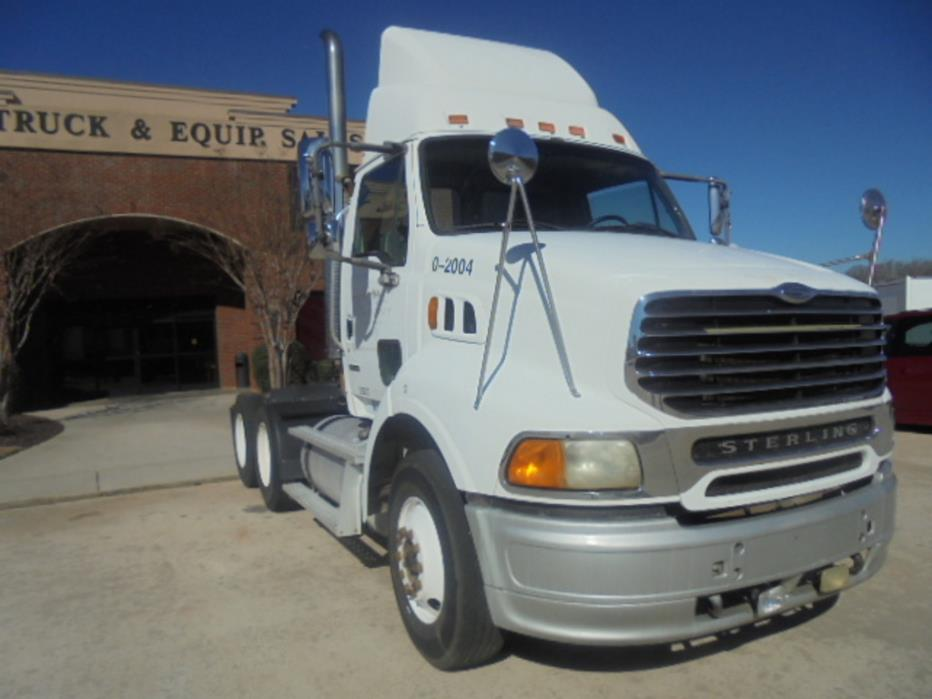 2006 Sterling Acterra 8500 Conventional - Day Cab, 6