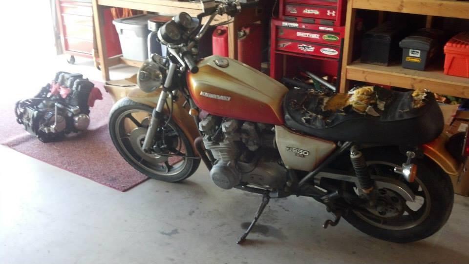 1977 Kawasaki Kz650 Motorcycles for sale