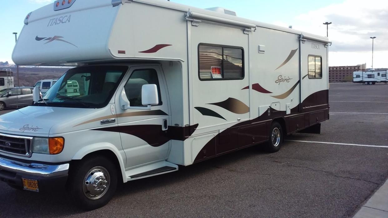 Winnebago Itasca Spirit 29b Vehicles For Sale