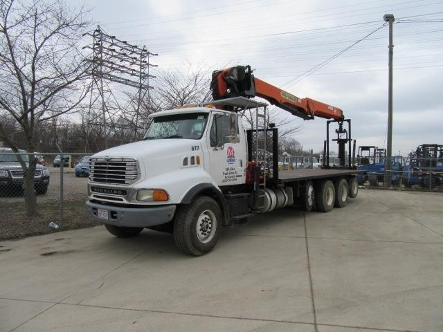 2003 Sterling Lt9000 Crane Truck
