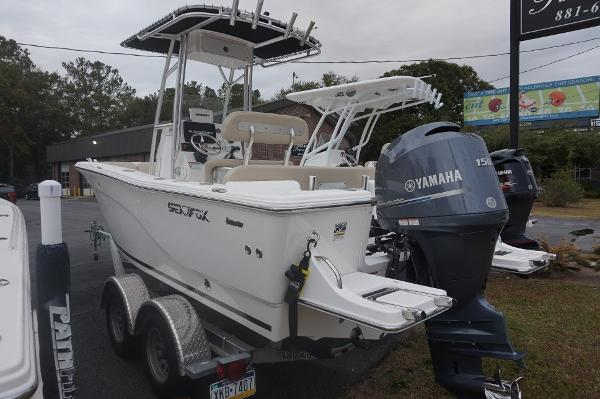 2015 Sea Fox 209 Commander, 1