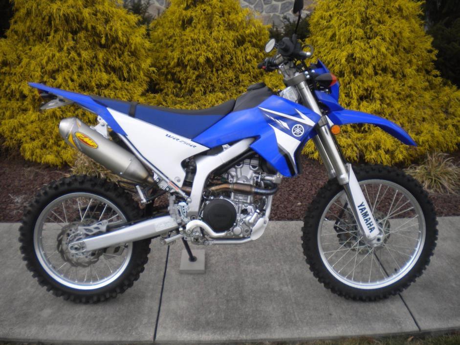 Yamaha wr250 r motorcycles for sale in pennsylvania for Yamaha wr250r horsepower
