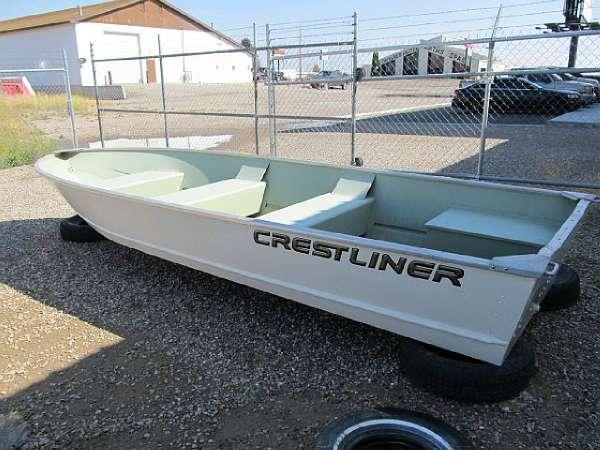 2009 Crestliner XCR Series 1667V