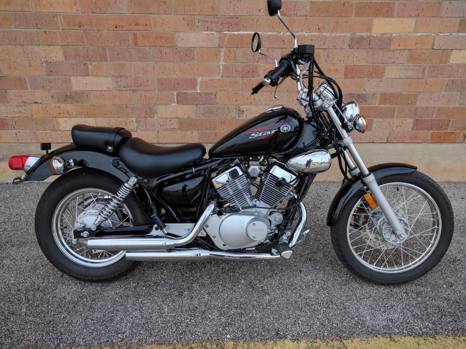 Yamaha v star 250 motorcycles for sale in texas for Yamaha v star 250 for sale