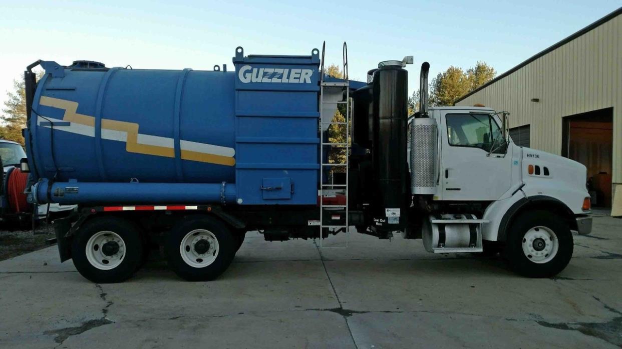 2007 Sterling Lt9513  Vacuum Truck