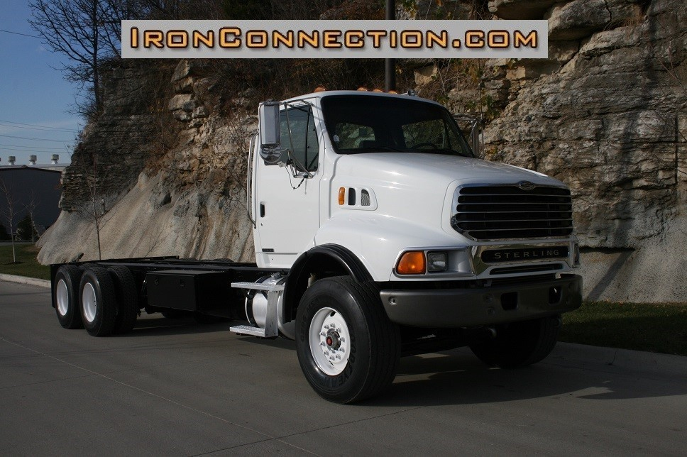 2007 Sterling Lt9500  Cab Chassis