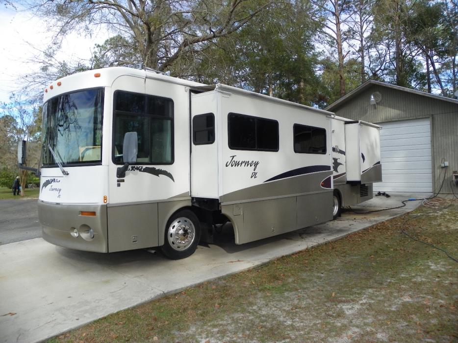 2002 Winnebago JOURNEY 36G