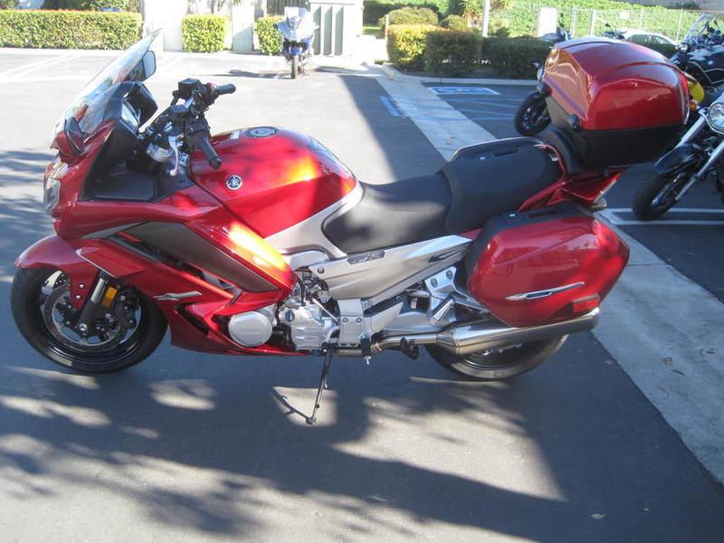 Yamaha fjr1300es motorcycles for sale in california for Yamaha escondido ca