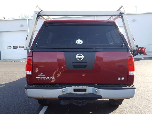 2005 Nissan Titan Pickup Truck, 8