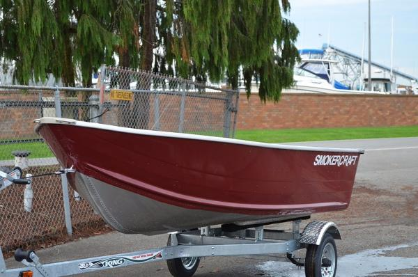 2017 Smoker Craft Alaskan 12 TL