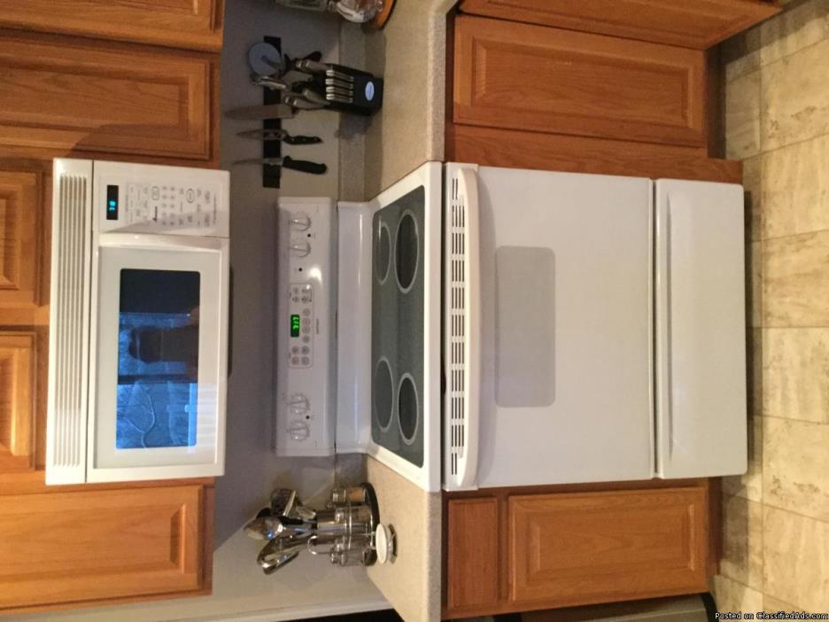 Full set kitchen appliances, 2