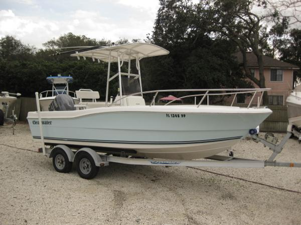 2011 Clearwater 2000 C/C