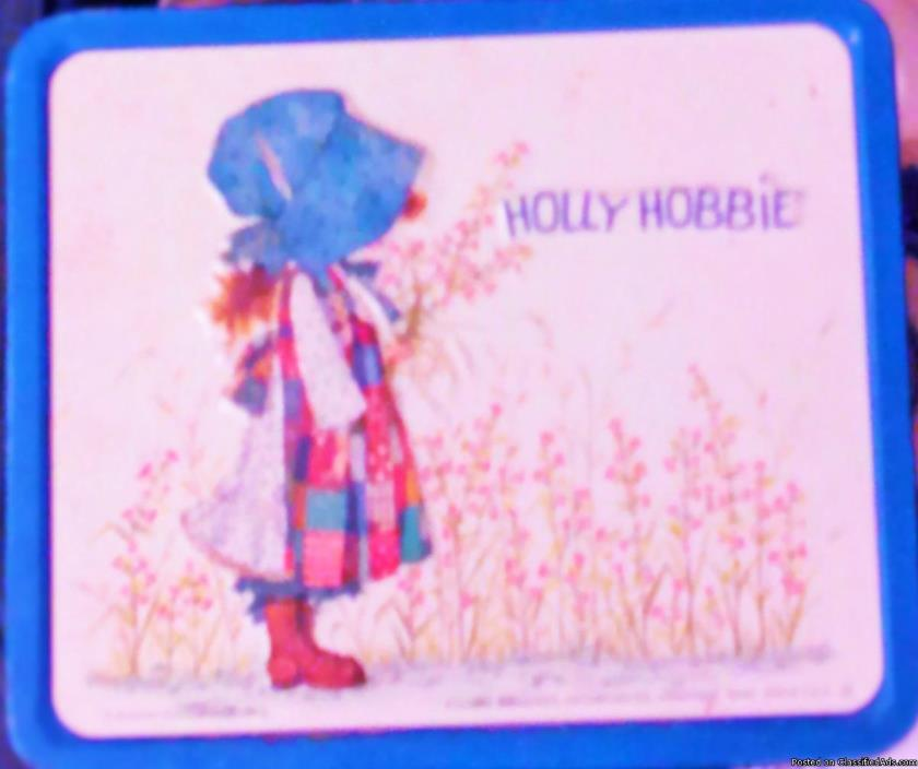 Holly Hobbie Lunchbox
