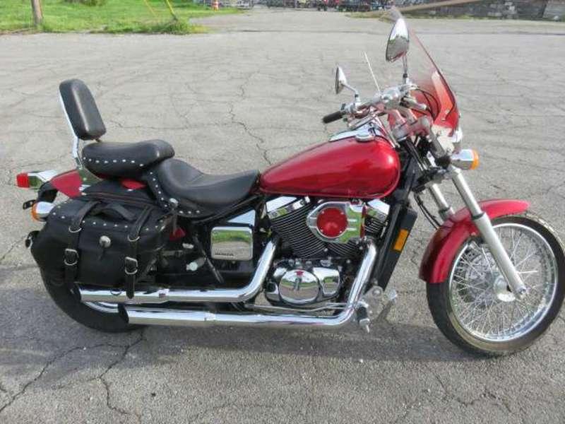2006 honda shadow spirit motorcycles for sale for Honda northern blvd