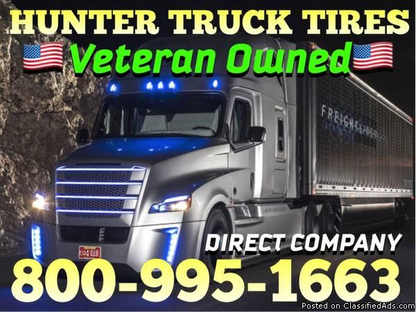 Commercial Tire Sales