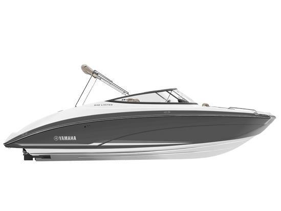 2017 Yamaha 242 Limited E-Series