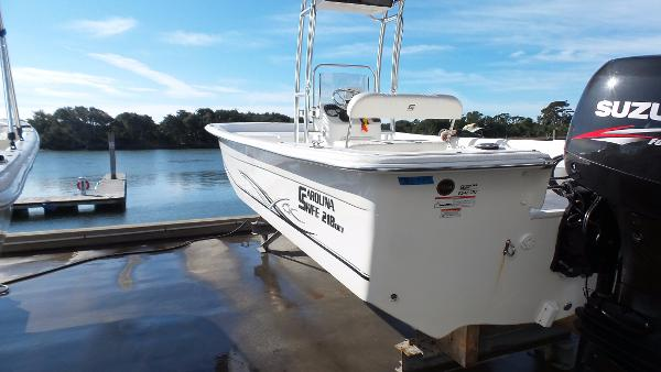 2012 Carolina Skiff 218 DLV, 1