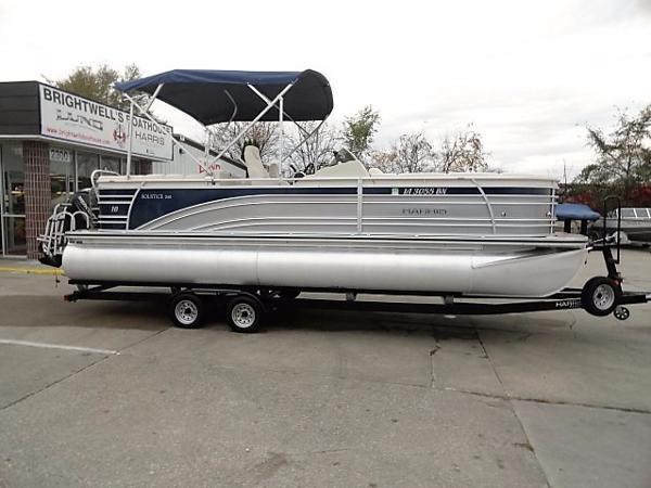 2015 Harris FloteBote Solstice 240