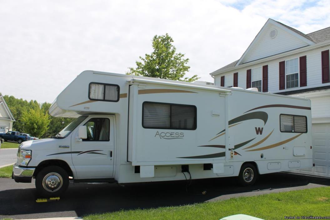 Winnebago Ford RV 2008 Access M-31-J