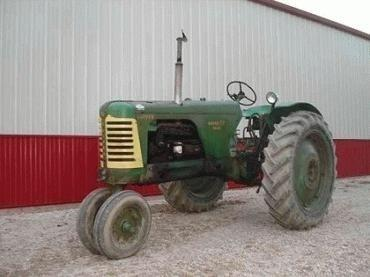 1952 Oliver 77 Tractor For Sale in Waucoma, Iowa  52171
