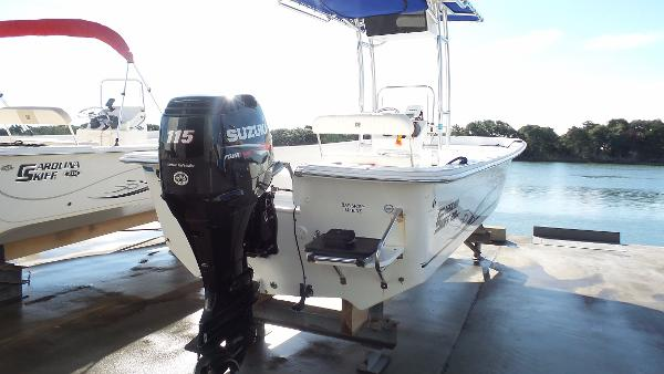 2012 Carolina Skiff 218 DLV, 2